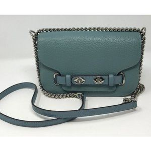 Coach Blue Crossbody Bag